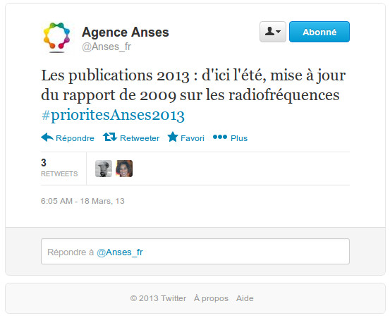 anses_radiofréquence_annonce_metaanalyse