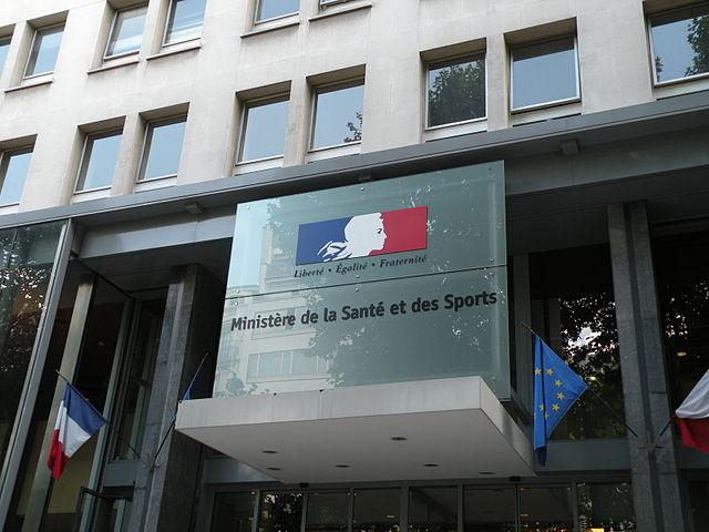 Paris_Ministère-de-la-Santé
