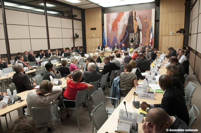 28/06/2012: Commission des Affaires economiques - M. François Brottes