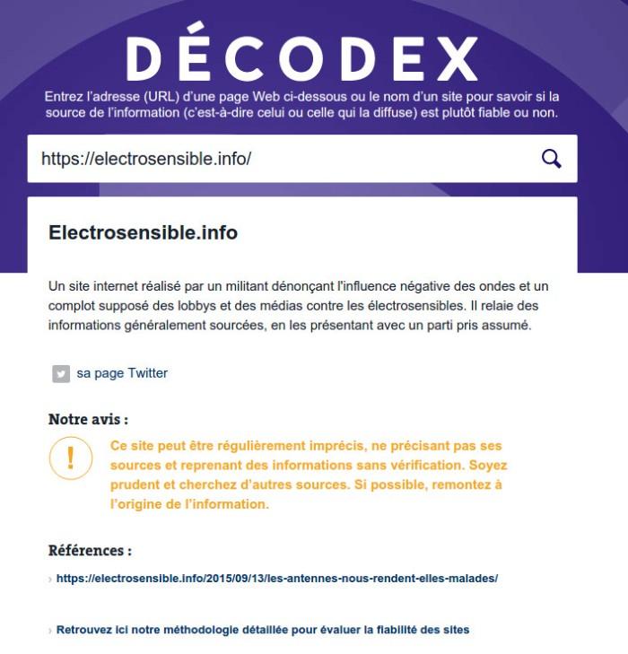 decodex_electrosensible_non_fiable